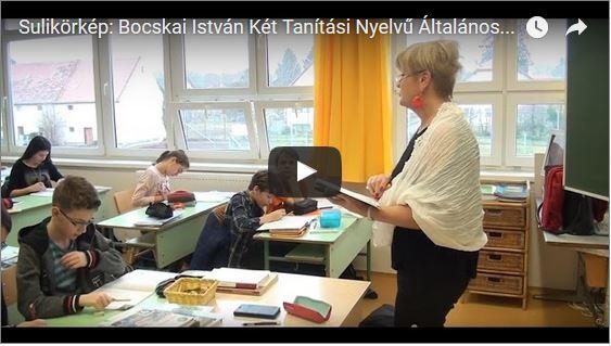 Suli körkép: Bocskai István Két Tanítási Nyelvű Általános Iskola, Páty