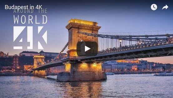 Virtuális városnézés: Budapest
