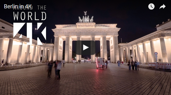 Virtuális városnézés: Berlin