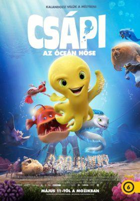 Filmajánló: Csápi – Az óceán hőse (6)