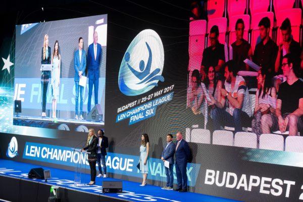 A Duna Aréna ünnepélyes megnyitója