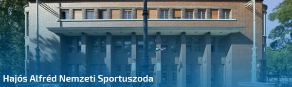 Vizes vb helyszínek: Hajós Alfréd Nemzeti Sportuszoda