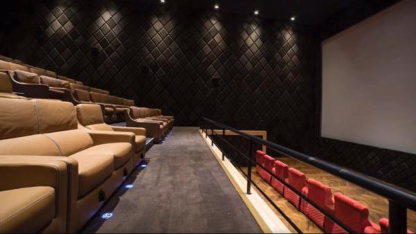 CINEMApink: az új mozi a Mammut 2-ben
