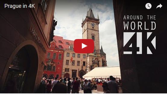 Virtuális városnézés: Prága