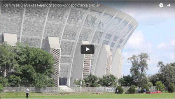 Puskás Ferenc Stadion, ahogy még nem láttad!