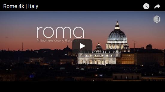 Virtuális városnézés: Róma