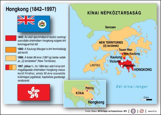 Hongkong (1842-1997)