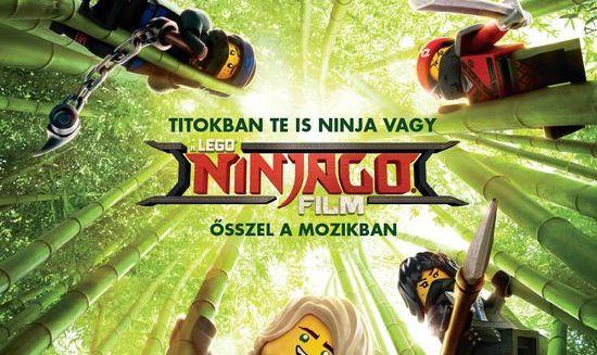 Filmajánló: A Lego Ninjago: Film
