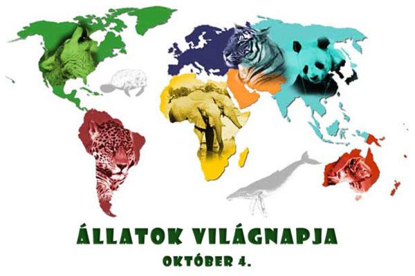Az állatok világnapja – október 4.