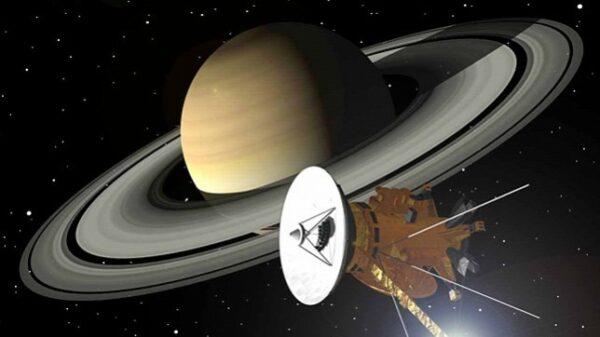 A Cassini űrszonda 20 éves küldetése a Szaturnuszhoz