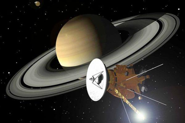 A Cassini űrszonda 20 éves küldetése a Szaturnuszhoz #1