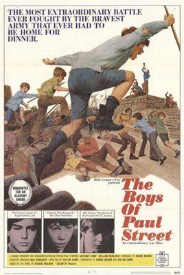 A Pál utcai fiúk előzetesek: akkor és most
