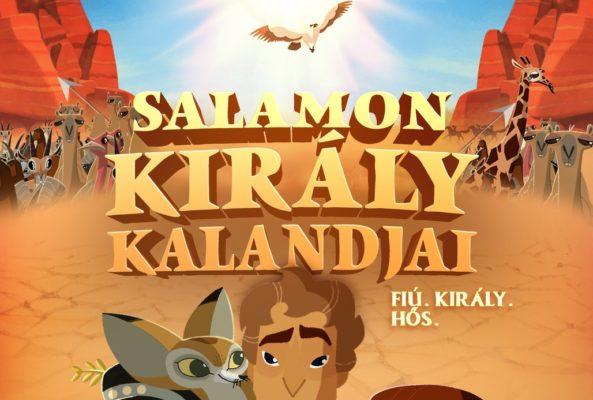 Filmajánló: Salamon király kalandjai
