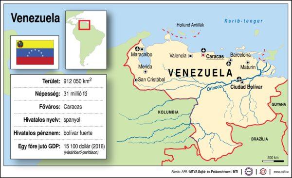 Venezuela egy percben