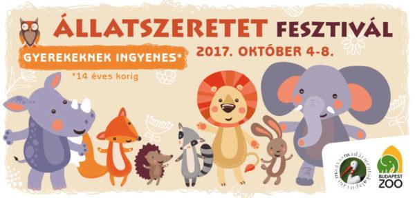 Állatszeretet Fesztivál a Fővárosi Állatkertben