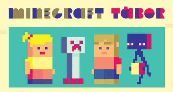 Minecraft tábor – JÁTÉK A PROGRAMOZÁS!