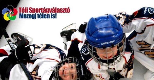 Január 27-én újra Téli Sportágválasztó