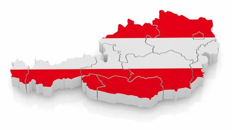 Ausztria egy percben