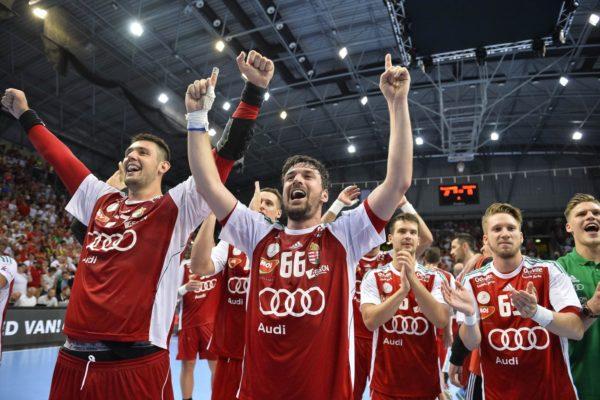 Kijutott a világbajnokságra a magyar férfi kézilabda-válogatott