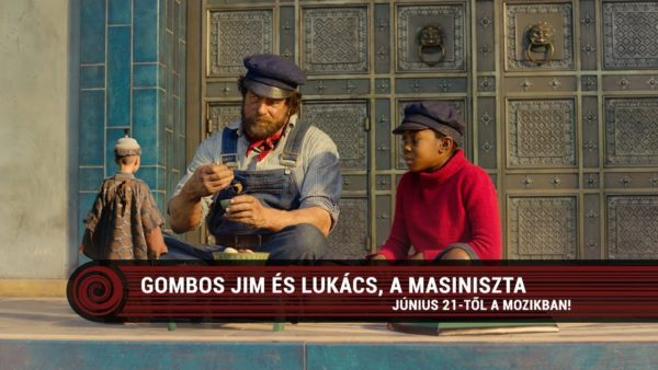Filmajánló: Gombos Jim és Lukács, a masiniszta