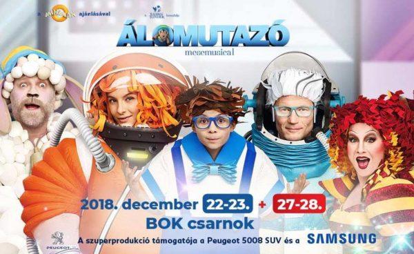 2018-ban is Álomutazó!