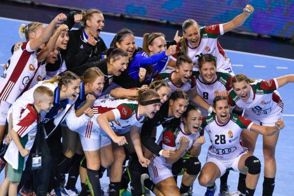 Világbajnoki döntőbe jutott a magyar junior női kézilabda-válogatott