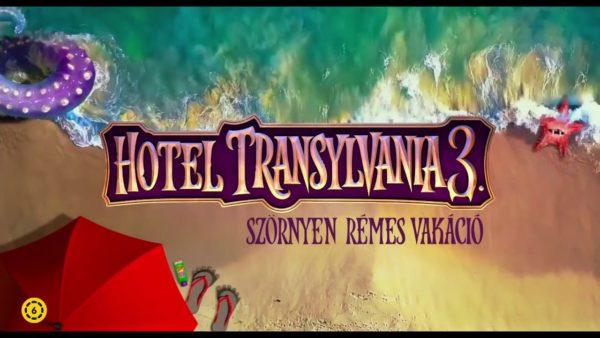 Premier: Hotel Transylvania 3. – Szörnyen rémes vakáció