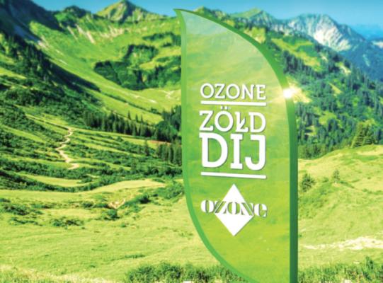 Ozone Zöld-Díj 2018: pályázz és nyerj!