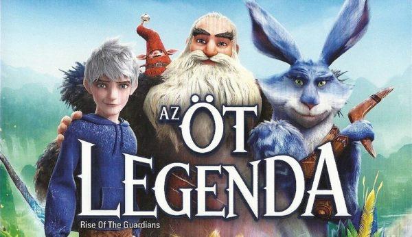 Filmajánló: Az öt legenda