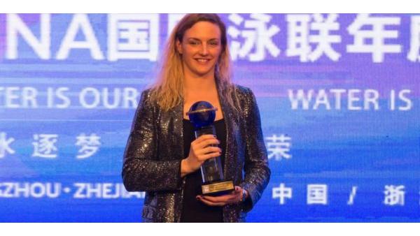 Hosszú Katinka 2018 legjobb úszónője; a férfi vízilabdázók pedig az év csapata