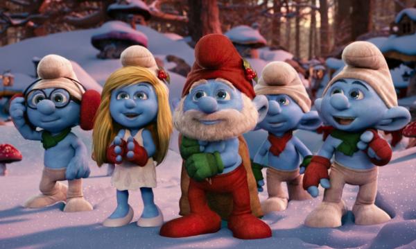 Filmajánló: Hupikék Törpikék: Karácsonyi ének