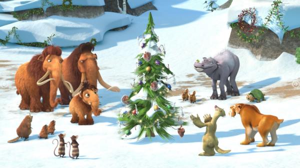Filmajánló: Jégkorszak – Állati nagy karácsony