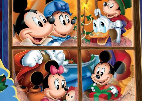 Filmajánló: Mickey egér: Karácsonyi ének