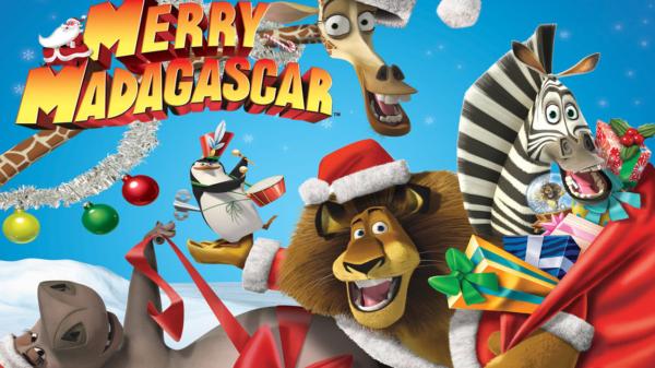Filmajánló: MadagaszKarácsony