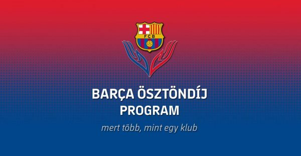 Egy álom válhat valósággá: a Barça Academy Hungary ösztöndíjprogramot hirdet hátrányos helyzetű gyermekek részére