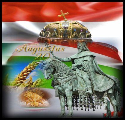 Augusztus 20.: Szent István király, az államalapítás és az új kenyér ünnepe