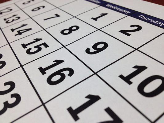 Hosszú hétvégék és ledolgozandó pihenőnapok 2019-ben