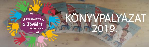 Alapítványunk 2019-es könyvpályázata