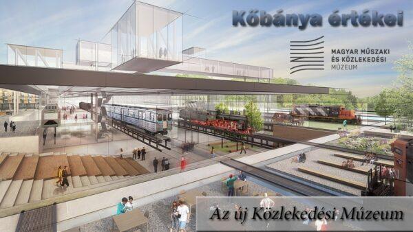 Az új Közlekedési Múzeum